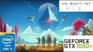 No Mans Sky NEXT: GTX 1050 TI 4GB i5 4460