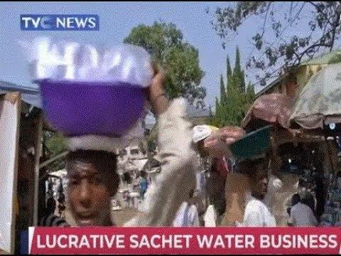 Lucrative Sachet Water Business|TVC Breakfast April 24th, 2019