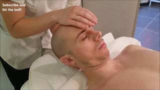 💆 Italian Girl Massage - ASMR no talking video 2/2