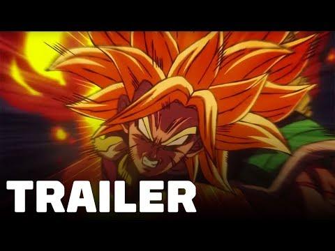 Dragon Ball Super Broly Trailer 4 English Dub