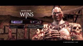 MK Online (I GOT MY ASS WHOOPED)