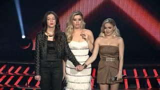 X FACTOR ALBANIA 3 (Nata gjysmefinale, pjesa 5)