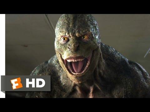 The Amazing Spider Man High School Attack Scene 7 10 Movieclips
