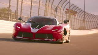 Ferrari FXX-K - Top Gear Series 24 - Top Gear - BBC