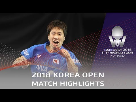 Xxx Mp4 Gao Ning Vs Mizutani Jun 2018 Korea Open Highlights R32 3gp Sex