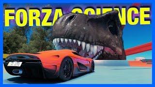 Forza Horizon 3 Online Hot Wheels : FORZA SCIENCE!!