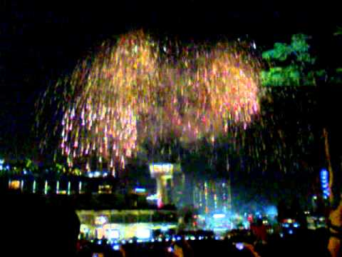 Best fireworks in Singapore