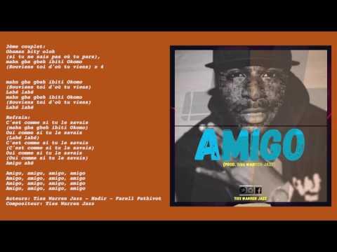 Tiss Warren Jazz - AMIGO (Version Audio)