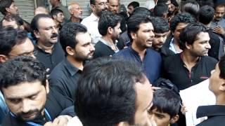 aseer e shaam zafarwal 10muharam 2016-17