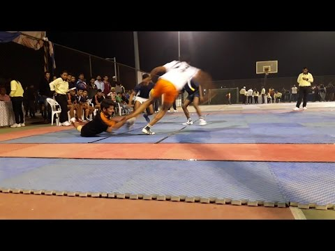 2016 under-19 national kabaddi surat rular vs baroda m.s university| Ravi mistry