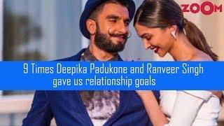 9 Times Deepika Padukone & Ranveer Singh gave us relationship goals