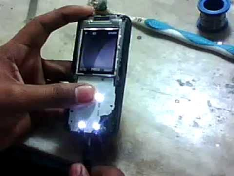nokia 3110c charger not supported solution bey IRFAN KHAN.3GP