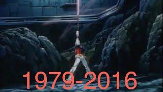 Evolution of Gundam