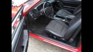 1993 Mustang LX hatchback show car bone stock+