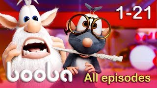 بوبا - افلام كرتون كامل - كل الحلقات (21-1) فيلم كرتون كيدو للأطفال