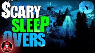 6 TRUE Sleepover Horror Stories