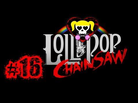 Lollipop Chainsaw Walkthrough / Gameplay Part 16 - 3 Plus 1 Is 4 I Think