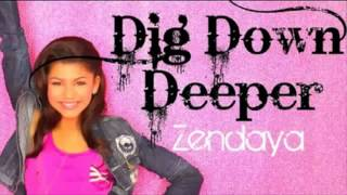 dig down deeper full song and swag it out lyrics