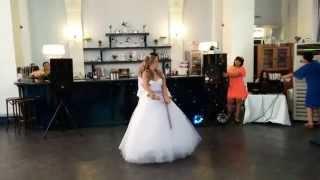 """Свадебный танец """"Вместе и навсегда"""""""