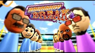 Off Camera Secrets | Wii Sports - Boundary Break