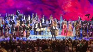 André Rieu live in Antwerpen 07 01 2018 Medley