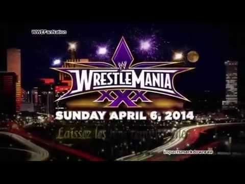 Xxx Mp4 WWE WrestleMania XXX Promo HD 3gp Sex