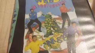 The Wiggles old school DVD collection from 1995-2009
