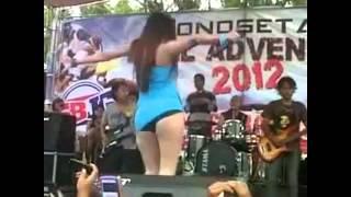 Video Amatir Dangdut Hot Seronok Buka Rok  Cuma Pake CD Goyang Hot