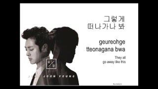 Lyrics Sympathy (공감) - Jung Joon Young (정준영) (Feat. Seo Yeong Eun (서영은)) [HAN/ROM/ENG]