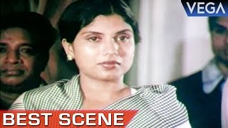 Sripriya Calls For A Meeting || Ninaivugal Tamil Movie || Best Scene