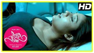 Raja Rani Tamil Movie Scenes | Nayanthara hospitalised | Nayanthara reveals past to Arya