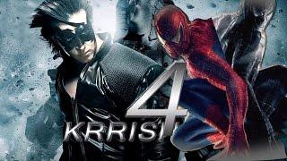 Krissh 4 vs Spiderman Epic battle tariler 2018[fanmade]
