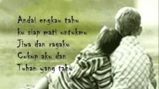 Sayang Lahir Batin - Wali Band (Lyric)