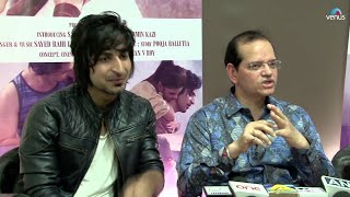 Interview of Champak Jain , Sayed Rahi Umair, Sharmin Kazi | Music Launch of Gunehgaar Ishq |