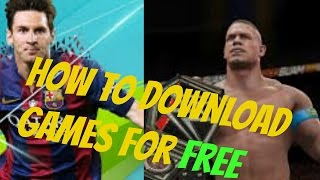 HOW TO DOWNLOAD FULL VERSION PC GAMES FOR FREE [hindi]