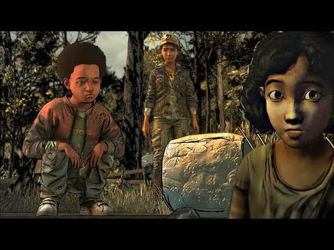 Xxx Mp4 Clementine Remembers The Salt Lick All Choices The Walking Dead The Final Season Episode 3 3gp Sex