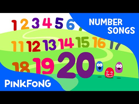 Counting 1 to 20 | Number Songs | PINKFONG Songs for Children