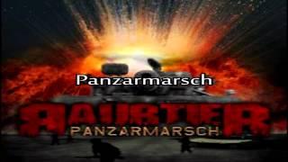 Raubtier - Panzarmarsch Lyrics