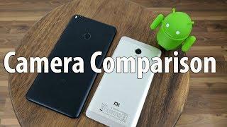 Xiaomi Mi Max 2 Camera Comparaison Vs Redmi Note 4