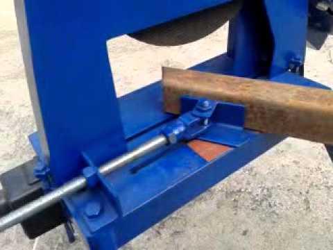 Как сделать отрезной станок по металлу своими руками