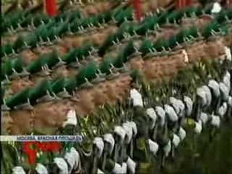Russian Anthem Гим� России Military Parade 2007