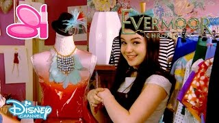The Evermoor Chronicles | Fashion Vlog: Alice's Wardrobe | Official Disney Channel UK