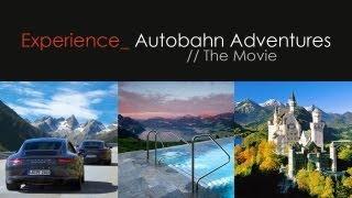 Luxury European Porsche Driving Tours - Autobahn Adventure