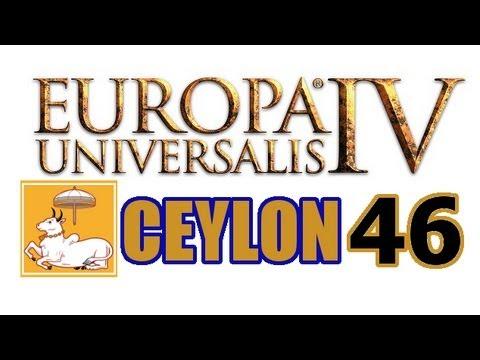 Europa Universalis 4 IV Ceylon Ironman Hard 46