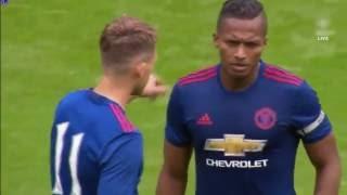Adnan Januzaj vs Wigan Athletic 16/07/16 HD