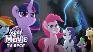 My Little Pony: The Movie (2017) Official TV Spot – 'Epic Event' - Emily Blunt, Sia, Zoe Saldana