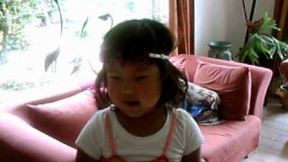 Mongolian national anthem, sung by Maral at july 23, 2010