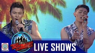 """Pinoy Boyband Superstar Last Elimination: Joao & Tristan - """"What Do You Mean"""""""