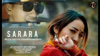 "Sararara Motor Chadera Lyrics. ""Brijesh Shrestha and Barsha Karmacharya"" Full song lyrics"