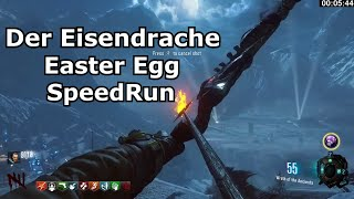 Der Eisendrache Easter Egg SpeedRun World Record 31:27 Black Ops 3 PS4